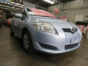 2007 Toyota Corolla ZRE152R Ascent 6 Speed Manual Hatchback Mordialloc Kingston Area Preview