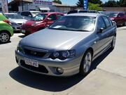 2006 Ford Falcon BF Mk II XR6 Grey 4 Speed Sports Automatic Sedan St James Victoria Park Area Preview