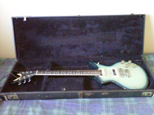 1980's Dean cadillac with case
