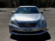 2013 Toyota Aurion GSV50R AT-X Silver 6 Speed Sports Automatic Sedan Mile End South West Torrens Area Preview