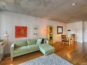 Available Now! Downtown superbe loft style condo