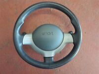 MCC Smart car Roadster Fortwo 698cc paddleshift steering wheel