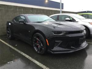 2018 Chevrolet Camaro 2SS 1LE (BRAND NEW AVAIL @0% 60MO) BLACK