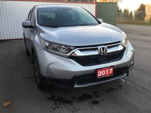 2017 Honda CR-V LX 4dr All-wheel Drive