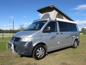 Volkswagen Transporter KEA Camper – AUTO – TURBO DIESEL Glendenning Blacktown Area Preview