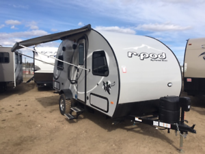 2019 R-POD 178 Light Weight Small SUV/Mini Van Towable