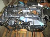 Yamaha 420 sti diesel boat engines