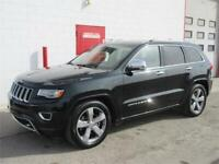2014 Jeep Grand Cherokee Overland~ECO DIESEL~$31,999 BLOWOUT Calgary Alberta Preview