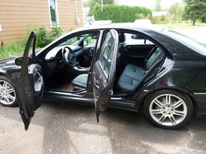 All Wheel Drive Top Clean 2007 Mercedes C280 *Advantage*4 MATIC