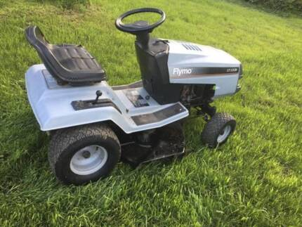 Ride On Mower (Flymo with B & S Motor)