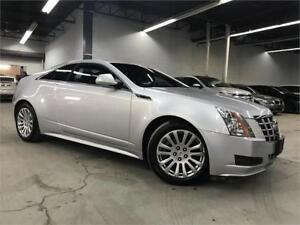 CADILLAC CTS COUPE 2012 / CUIR / TOIT / CAMERA / 102800KM!!