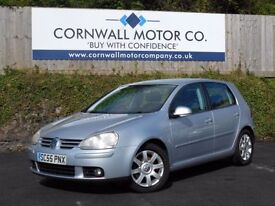 VOLKSWAGEN GOLF 2.0 GT TDI 5d 138 BHP CAMBELT JUST DONE (silver) 2006