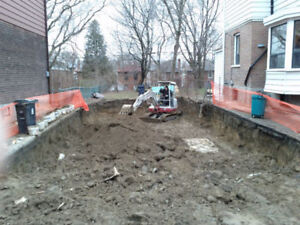 HOUSE DEMO and Excavation Digs - Additions New Builds & Masonry