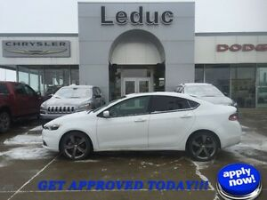 2015 Dodge Dart GT loaded Leather Navigation and Sunroof!!