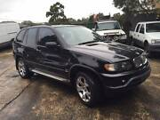 BMW X5 E53 Parts Wrecking Wreckers Wagon Wetherill Park Fairfield Area Preview