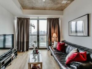 Modern loft condo in the heart of King W. First month $1000 off