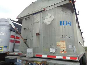 2007 STARGATE 44'FT ALUMINUM 4 AXLE SPIFF END DUMP Kitchener / Waterloo Kitchener Area image 11