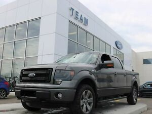 2014 Ford F-150 FX4, 5.0L V8, Luxury Package, Heat/Cooled Front