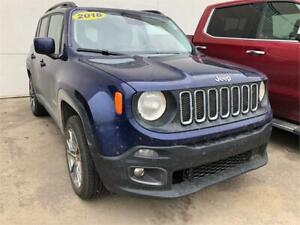 2016 Jeep Renegade North Great Value Call Bernie 780-938-1230