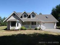 Cape Cod style country home situated on 5.02 acres with barn