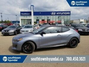 2019 Hyundai Veloster TURBO TECH - 1.6T LEATHER/PUSH BUTTON STAR