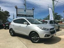 2014 Hyundai ix35 LM3 MY15 SE Silver 6 SPEED Semi Auto Wagon Southport Gold Coast City Preview