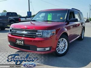 2014 Ford Flex SEL *AWD**Leather**Nav**Sunroof*