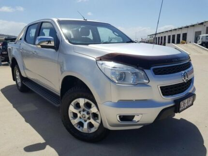 2015 Holden Colorado RG MY15 LTZ Crew Cab Nitrate 6 Speed Manual Utility Garbutt Townsville City Preview
