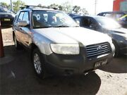 2008 Subaru Forester 79V MY08 X AWD Grey 4 Speed Automatic Wagon Minchinbury Blacktown Area Preview