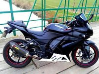 Kawasaki 250 ninja 2008
