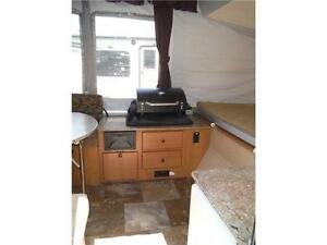 2013 Palomino 8CLS 8' Tent Trailer - Sleeps 5- Only 1273LBS!!! Stratford Kitchener Area image 12