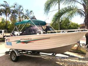 Quintrex 475 Freedom Sport Bowrider Buderim Maroochydore Area Preview