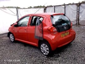 Toyota Aygo 1.0 2006 For Breaking