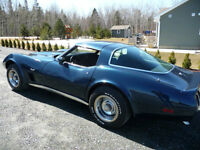 Fully Restored 1979 Corvette