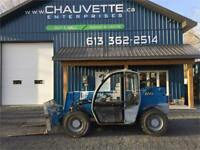 [FR]Genie GTH-5519 Telescopic Forklift Cornwall Ontario Preview