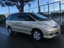 2003 Toyota Tarago ACR30R GLi 4 Speed Automatic Wagon Somerton Park Holdfast Bay Preview