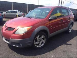 Pontiac Vibe 2003 (Toyota Matrix XR) Toutes options 1700$