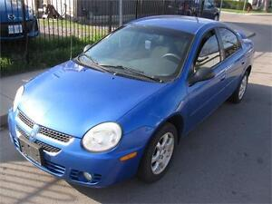 2005 DODGE NEON SX 2.0  [[FRESH TRADE IN]] AUTO A/C SEDAN