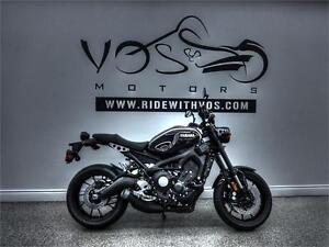 2017 Yamaha XSR900HB - V2416NP - **No Payments For 1 Year