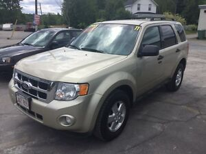 2011 Ford Escape XLT SUV 4X4