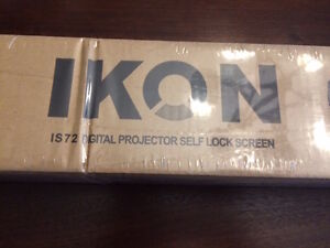 Ikon200 LED Projector, 5.1 Home Theatre System, Projector Screen London Ontario image 4