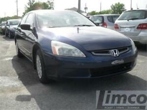2004 Honda Accord Sdn DX
