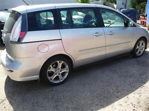 2009 Mazda Mazda 5 GT 6 Pass Leather
