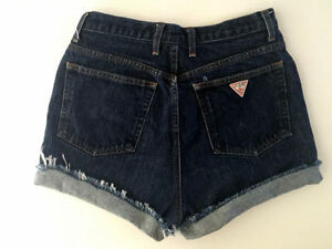GUESS Jeans High Waist Shorts