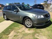 2013 Holden Commodore VF MY14 Evoke Sportwagon Grey 6 Speed Sports Automatic Wagon Pearsall Wanneroo Area Preview