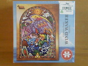 Collector's series jigsaw puzzle - Wind Waker