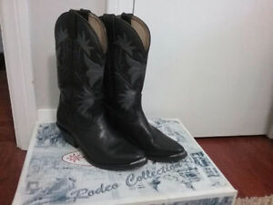 Like New Womens Boulet Cowboy Boots Peterborough Peterborough Area image 2