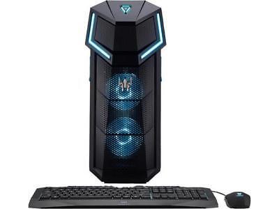 Acer Gaming Desktop Predator Orion 5000 PO5-610-UR12 Intel Core i5 8th Gen 8600K