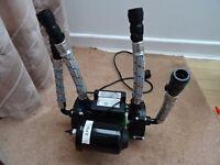 Used Salamander ESP CPV 50 Twin Pump 1.5 Bar