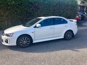 2017 Mitsubishi Lancer SE LTD Berline